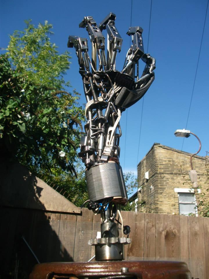 Terminator Hand A